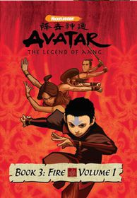 Avatar: Book 3 Vol 1 (DVD)