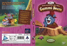 Disney's Adventures of the Gummi Bears Vol 2 Disc 1 (DVD)