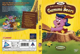 Disney's Adventures of the Gummi Bears Vol 2 Disc 3 (DVD)
