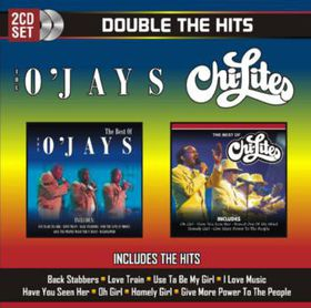 The O'jay's/the-chi-lite - Double The Hits (CD)