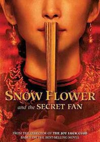 Snow Flower and the Secret Fan - (Region 1 Import DVD)