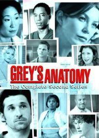Grey's Anatomy Complete Season 2 (DVD)