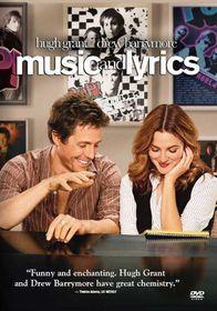 Music and Lyrics (2007)(DVD)