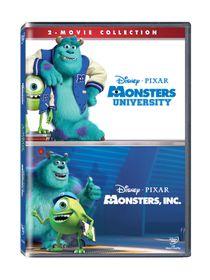 Monsters Box Set: Monsters Inc & Monsters University (DVD)