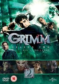 Grimm: Season 2 (Import DVD)