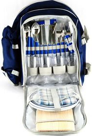 Eco - 4-Person Picnic Backpack