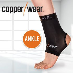 Homemark Copper Wear Ankle - Extra Extra Large