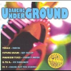 Dancing Underground - Various Artists (CD)