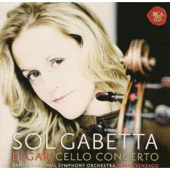 Gabetta Sol - Cello Concerto (CD)