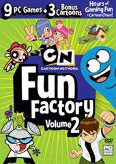 Cartoon Network: Fun Factory 2 (PC)
