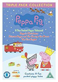 Peppa Pig: Triple Pack (DVD)