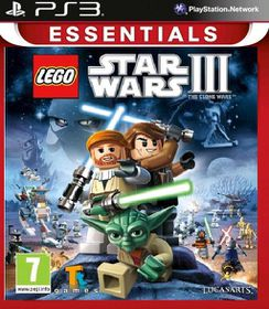 LEGO Star Wars 3: The Clone Wars (PS3 Essentials)