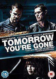 Tomorrow You're Gone (DVD)