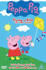 Peppa Pig: Flying A Kite and Other Stories (DVD)