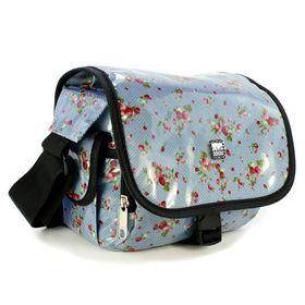 Tuff-Luv Rockabetty Range Toploader Camera Bag Blue