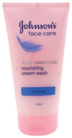 Johnson's & Johnson Daily Essential Facial Wash Dry