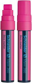 Schneider Maxx 260 Deco Marker - Pink