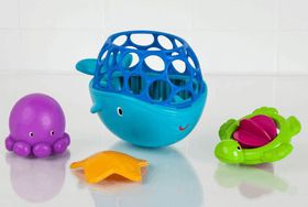 Oball - Store and Explore Bath Toy