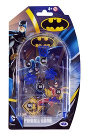 Justice League Batman Pinball Game