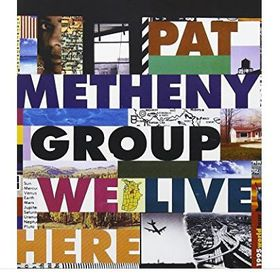 Pat Metheny - We Live Here - Live In Japan (DVD)