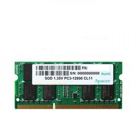 Apacer 8GB DDR3 1600Mhz 1.35V Notebook Memory