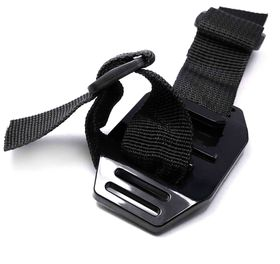 TUFF-LUV Adjustable Helmet Strap Mount