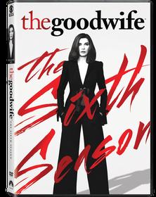 The Good Wife Season 6 (DVD)