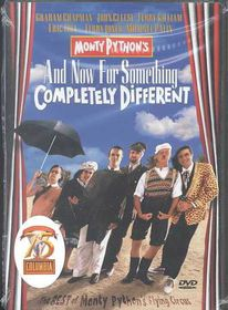 And Now for Something Completely Different - (Region 1 Import DVD)