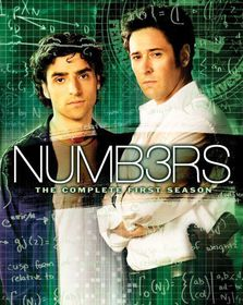 Numb3rs:Complete First Season - (Region 1 Import DVD)