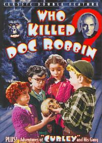 Who Killed Doc Robbin - (Region 1 Import DVD)