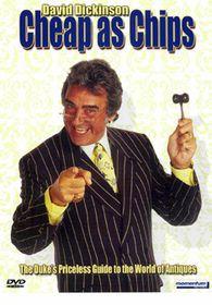 David Dickinson: Cheap As Chips - (Import DVD)