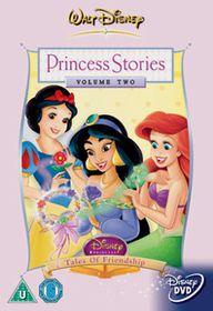 Princess Stories Vol.2 - (Import DVD)