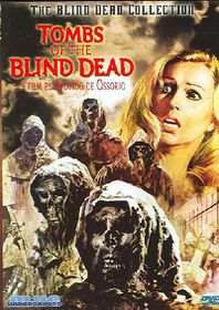 Tombs of the Blind Dead - (Region 1 Import DVD)