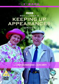 Keeping Up Appearances - Series 5 - (Import DVD)