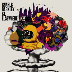 Gnarls Barkley - St.Elsewhere (CD + DVD)