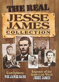 Real Jesse James Collection - (Region 1 Import DVD)
