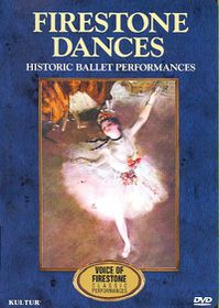 Firestone Dances:Historic Ballet Perf - (Region 1 Import DVD)