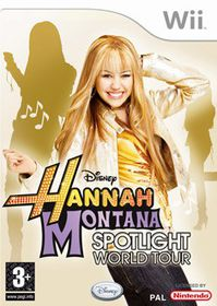 Hannah Montana: Spotlight World Tour (Wii)