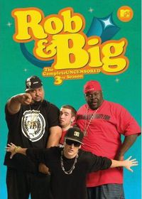 Rob & Big:Complete Third Season Uncen - (Region 1 Import DVD)