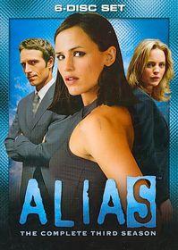 Alias:Complete Third Season - (Region 1 Import DVD)