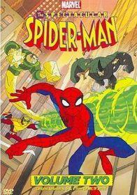 Spectacular Spider-man Vol 2 (DVD)