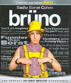 Bruno - (Region A Import Blu-ray Disc)