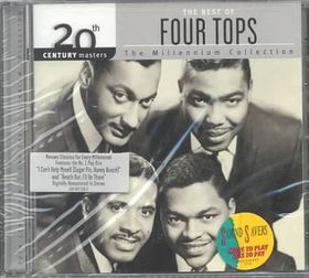 Four Tops - Millennium Collection - Best Of The Four Tops (CD)