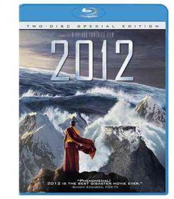 2012 - (Region A Import Blu-ray Disc)